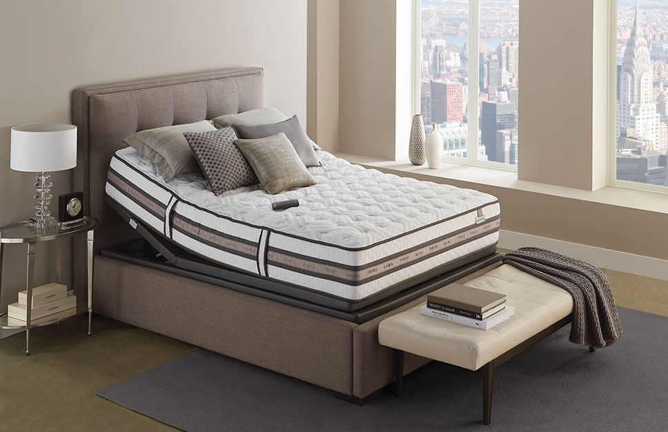 Arnold s mattress icomfort mattresses by serta serving for Furniture bremerton